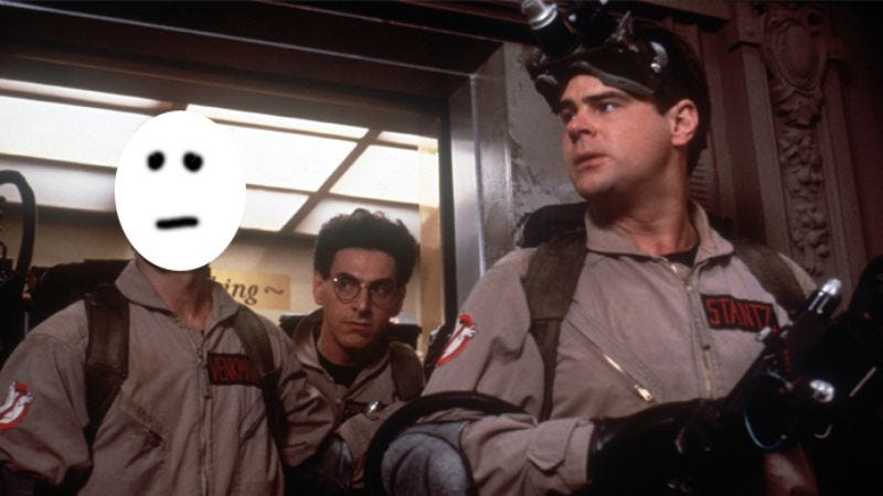 Illustration for article titled Dan Aykroyd now saying he'll just recast Bill Murray's part in Ghostbusters 3