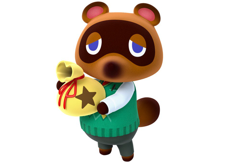 Illustration for article titled Nintendo Tortures Animal Crossing Fans With Tweet About Taxes