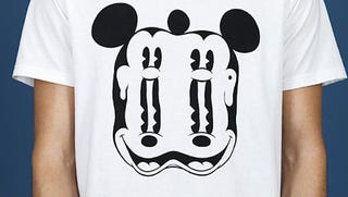 Illustration for article titled New Disney Collabo is Basically Mickey Mouse on Acid