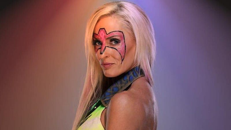 The Ultimate Warrior Is Not A Gay Pride Mascot