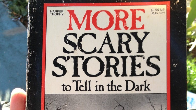Illustration for article titled Scary Stories Are Actually Pretty Beneficial for Kids