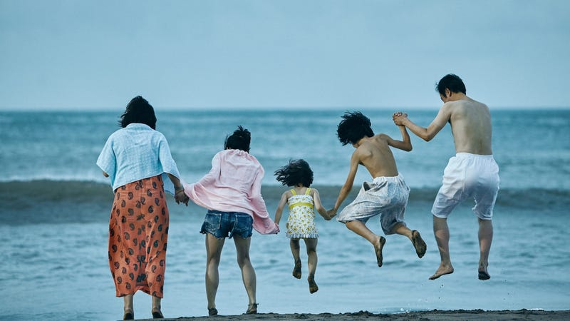 This year's big Cannes winner, Shoplifters, is an affecting