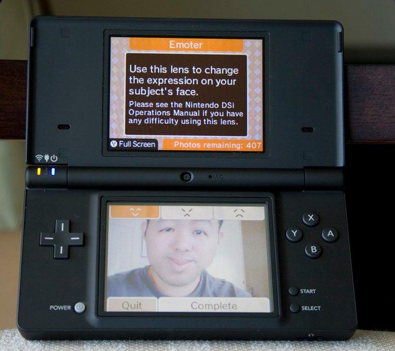 nintendo dsi review rh gizmodo com Nintendo Wii nintendo ds operations manual number