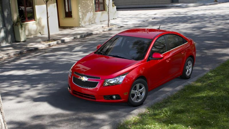 Illustration for article titled Oppoinions: Chevy Cruze