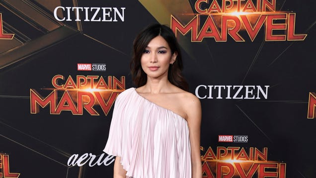 Gemma Chan might be in The Eternals, even though she was just in Captain Marvel