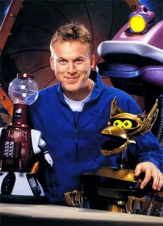 Illustration for article titled MST3K to reunite for miniseries