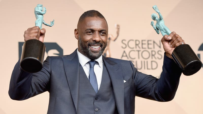 Illustration for article titled After 437 Years, Idris Elba Might Finally Play James Bond.........Maybe