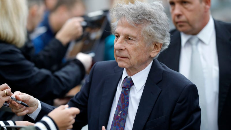 Feminists protest Polanski film event