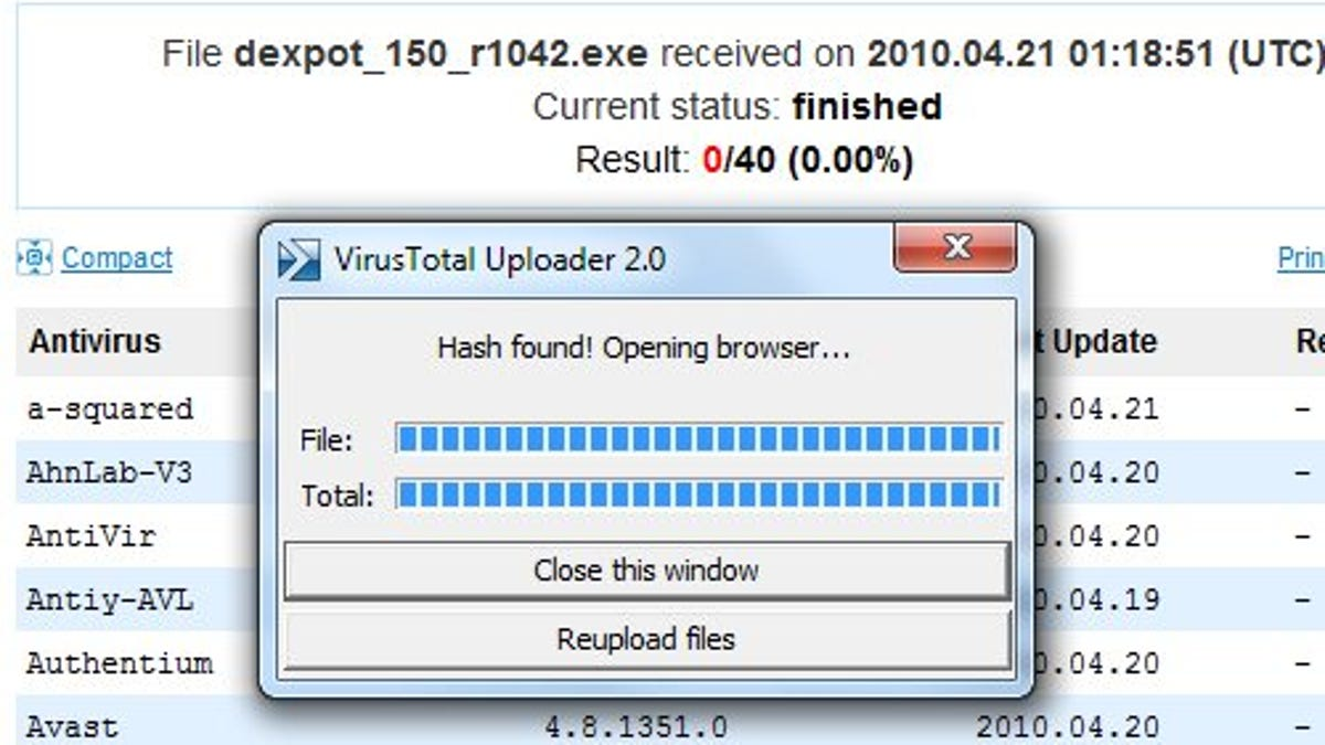 How Do You Know If Your Download Really Has a Virus?