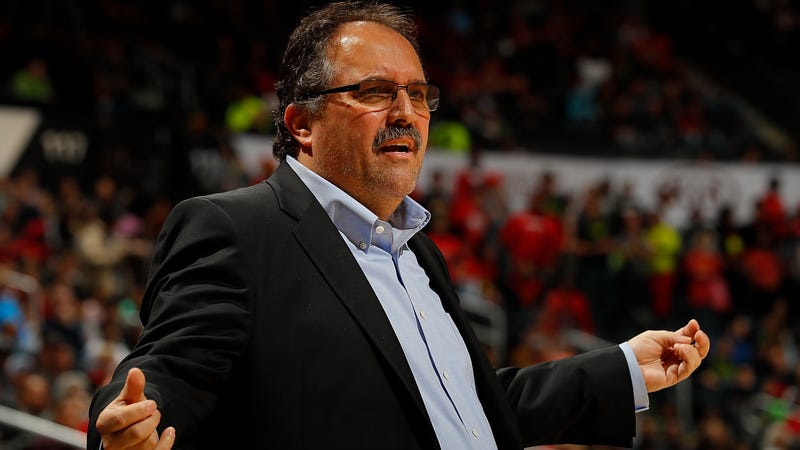 Illustration for article titled Stan Van Gundy Roasts The NCAA, Calls Out Racism Of The One-And-Done Rule