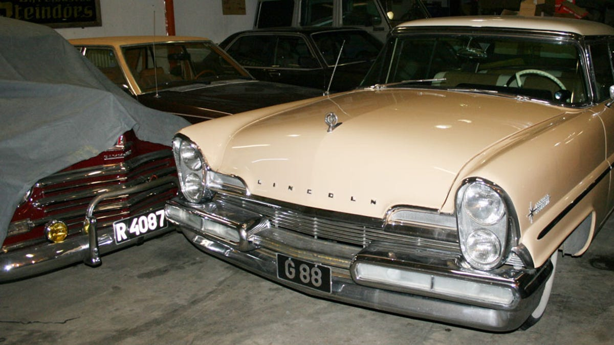 Iceland\'s Antique Car Club May Just Be The Best Car Club In The World