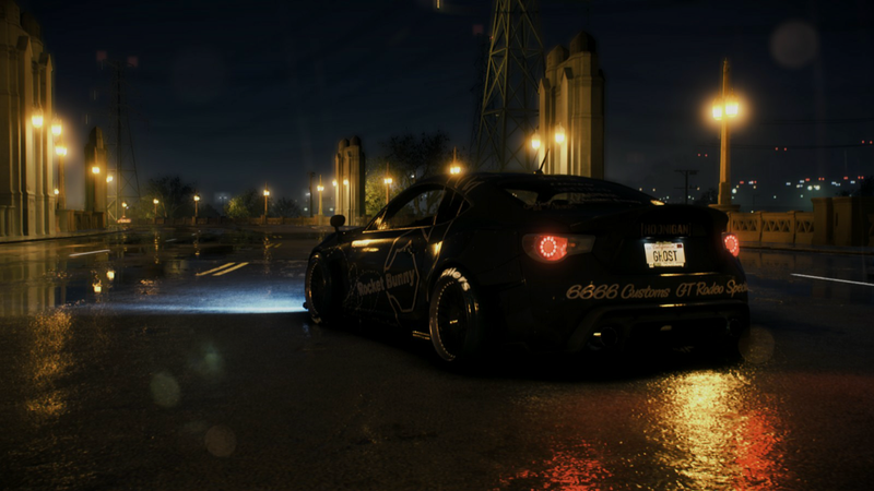 Illustration for article titled Need for Speed photodump