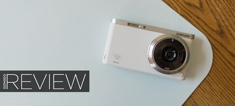 Illustration for article titled Samsung NX Mini Review: Small, Stylish, And a Little Bit Confused