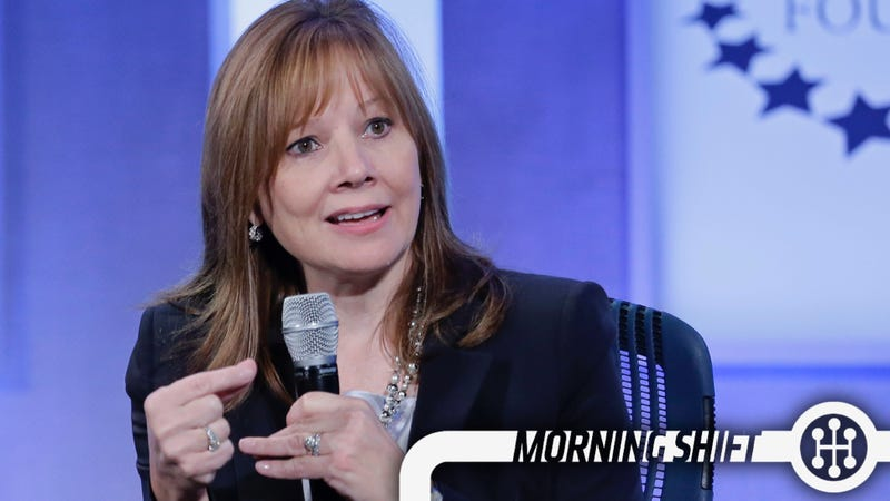 Illustration for article titled Mary Barra Tells Employees To Embrace Reform Or GTFO