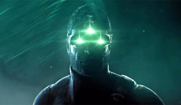 Illustration for article titled Building a New Splinter Cell