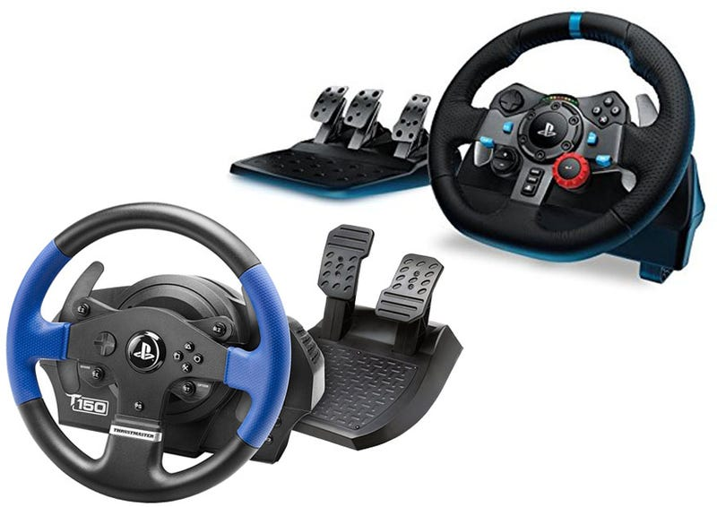 Illustration for article titled G29 or Thrustmaster? GT Sport