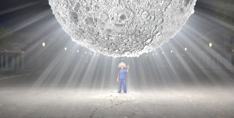 Illustration for article titled And Now, a Very Funny and Unexpectedly Metal Short About the Moon
