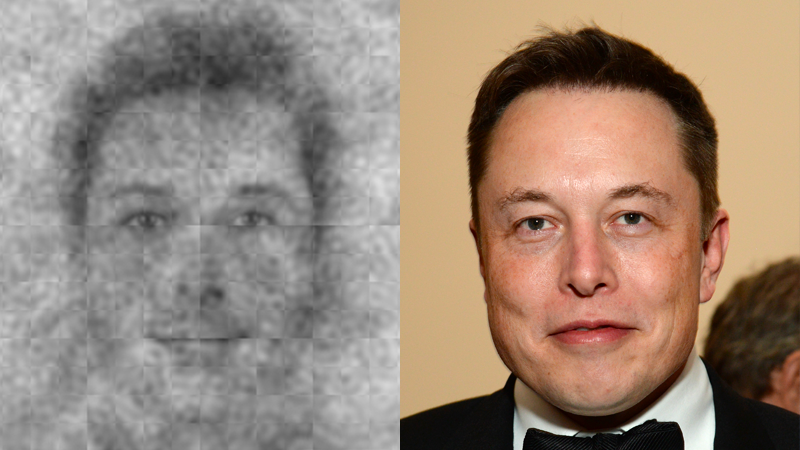 Illustration for article titled American Christians' Vision of God Looks Suspiciously Like Elon Musk