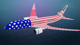 Illustration for article titled Design Your Own Boeing 787 Dreamliner