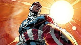 Illustration for article titled The Falcon será el nuevo Capitán América (alas incluidas)