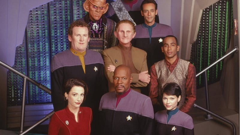 Illustration for article titled A New Deep Space Nine Documentary Reveals What Would Have Happened in Season Eight
