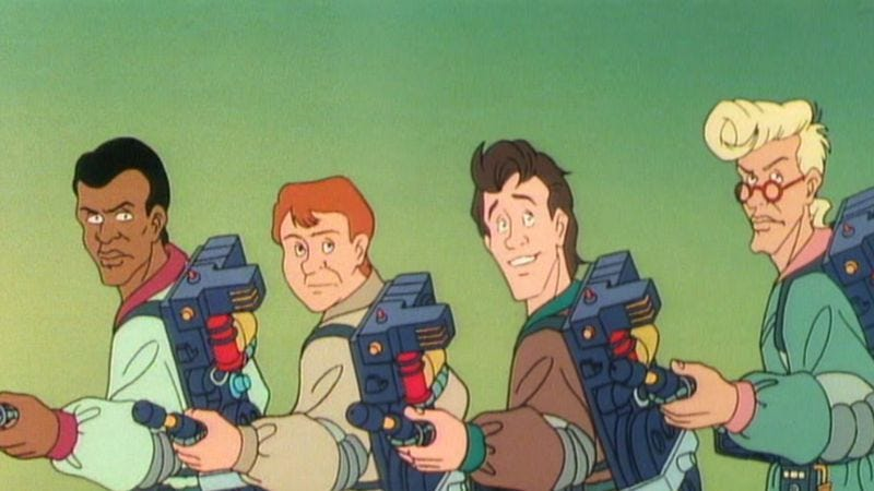 Illustration for article titled The Real Ghostbusters show bible lets you know who, exactly, ya gonna call