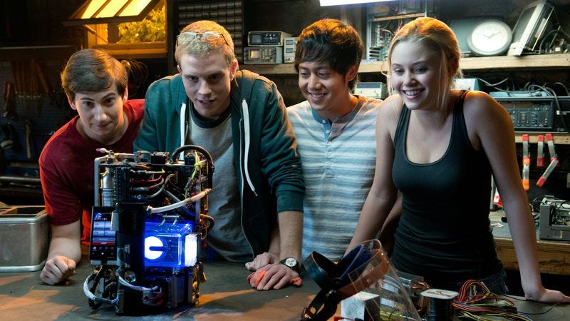 Illustration for article titled It would take a time machine to fix the problems with Project Almanac
