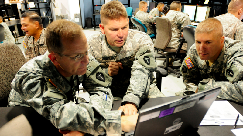 Illustration for article titled DARPA's Newest Battlefield Invention Is... Torrenting?