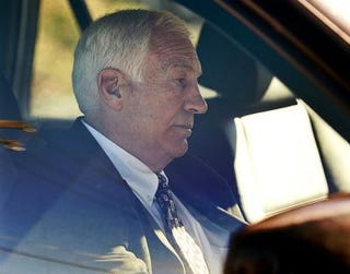 Illustration for article titled New Abuse Allegation Against Jerry Sandusky Came From A Family Member, His Lawyer Says