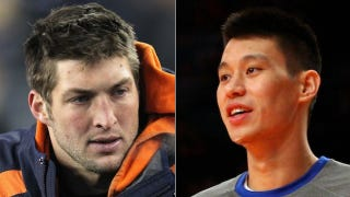 Illustration for article titled What If Tim Tebow Had A Baby With Jeremy Lin?