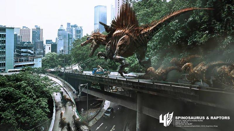 "Illustration for article titled ""Destruction Supervisor"" On Transformers And Pacific Rim: Best Job Ever"