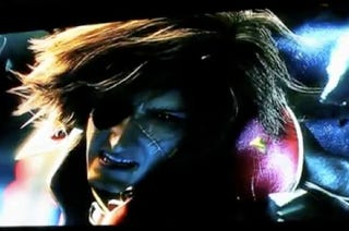 Illustration for article titled First trailer for Space Pirate Captain Harlock film washes up