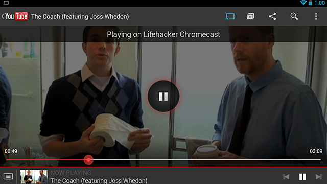 How to Turn an Android Phone Into a Chromecast for Free with
