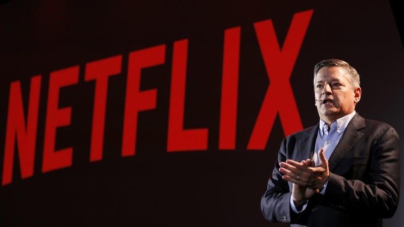 Netflix CCO Ted Sarandos