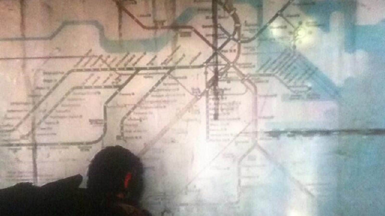 Massachusetts Subway Map.Artist Says The Last Of Us Ripped Off His Boston Subway Map Redesign