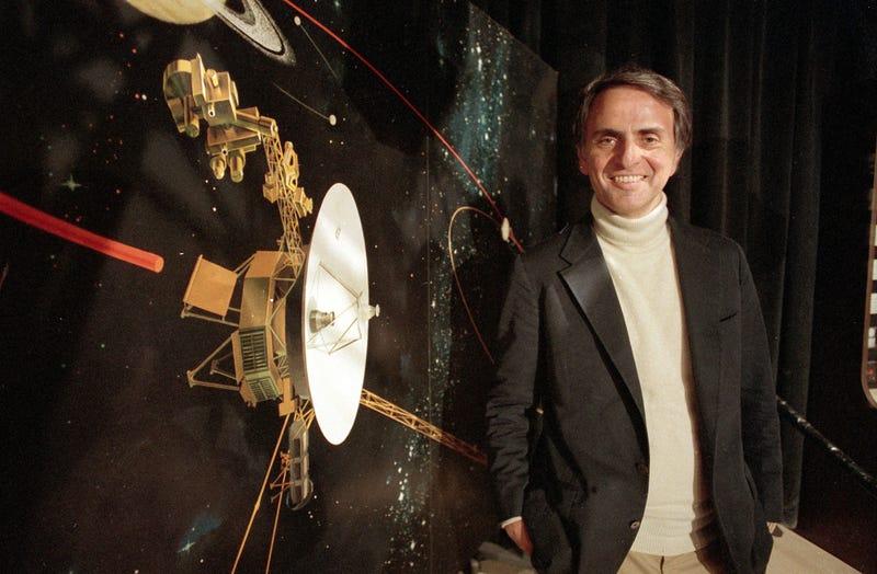 Illustration for article titled                  Contact, el videojuego que diseñó Carl Sagan y nunca vio la luz