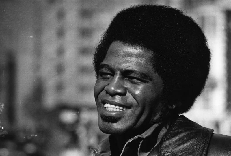 James Brown (Evening Standard/Getty Images)