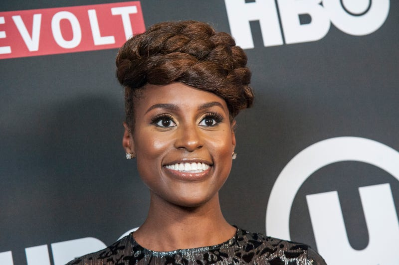 Actress Issa Rae attends the screening of HBO's new sitcom Insecure during the 2016 Urbanworld Film Festival at AMC Empire 25 theater on Sept. 23, 2016, in New York City. Kris Connor/FilmMagic