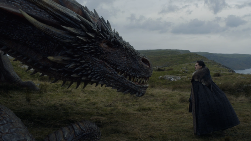 'Game Of Thrones' Goes 'Beyond The Wall' In The Latest Episode Photos