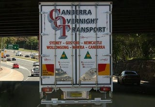 Illustration for article titled Genuine Overnight Aussie Trucking Sexual Experts