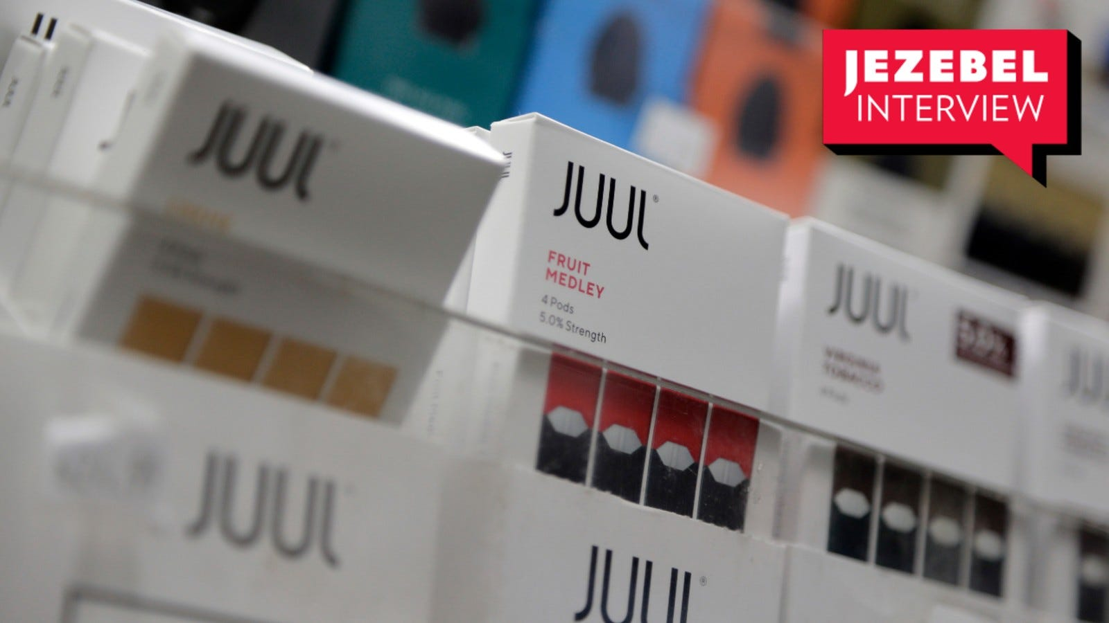 Juuling is Fine, Actually (For Adults Who Want to Quit Smoking Cigarettes)