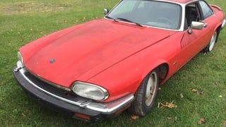 eBay Bad Idea of the Day - 1992 Jaguar XJS
