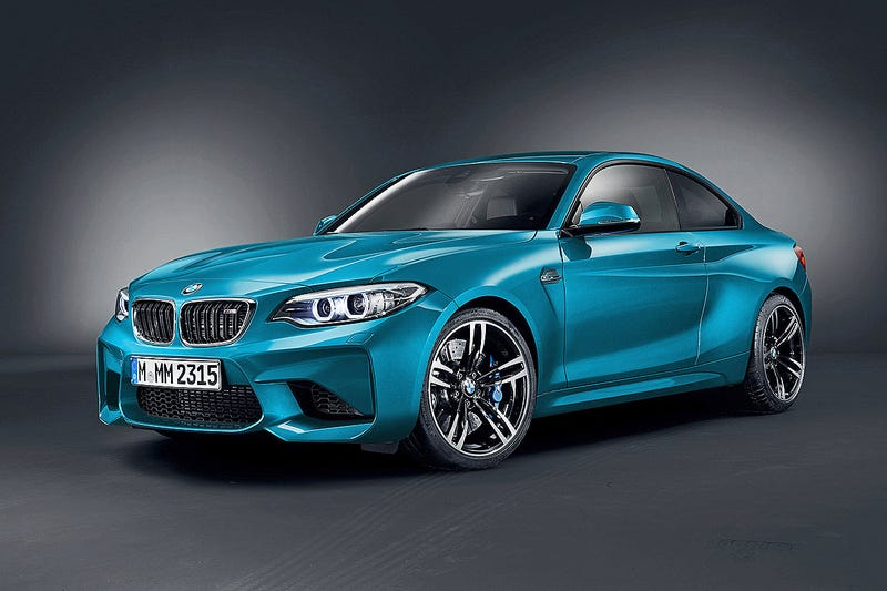 Illustration for article titled New BMW M2: Will it ever be affordable?