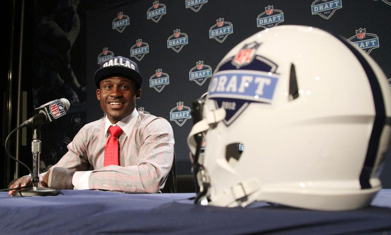 Illustration for article titled Morris Claiborne Is The Smartest Rookie In The NFL
