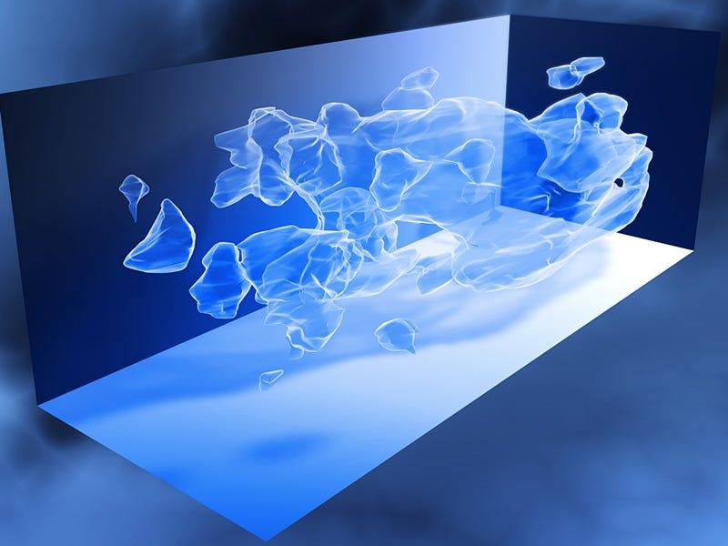 Illustration for article titled Dark Matter Lab Dedicated 5,000 Feet Underground