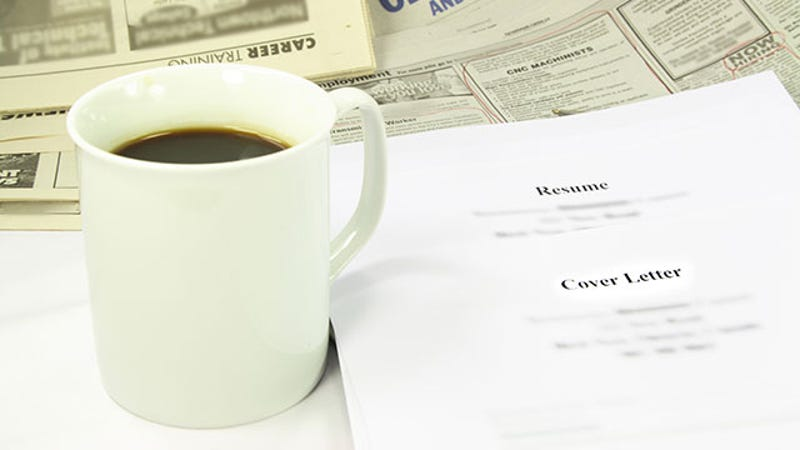 Ditch cover letter