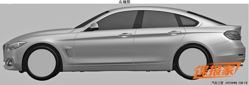 Illustration for article titled The BMW 4-Series Gran Coupe Is The 4-Series Sedan We've Always Wanted