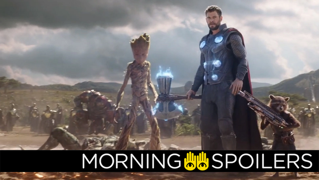 Another Guardian of the Galaxy Is Coming to Thor: Love & Thunder
