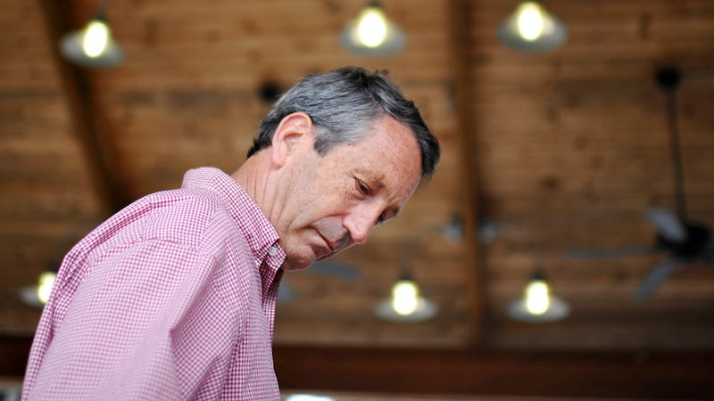 Illustration for article titled Mark Sanford Calls It Quits with Argentinian Fiancée