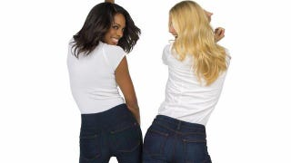 Illustration for article titled Spanx Jeans Will Not Save Your Ass From Itself